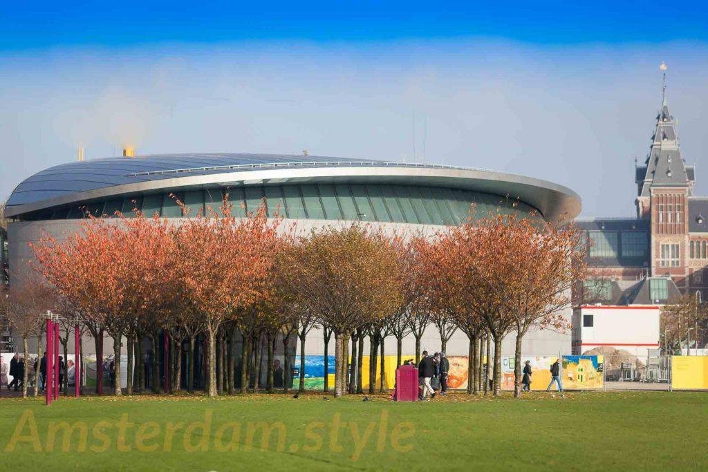 Musée Van Gogh d'Amsterdam
