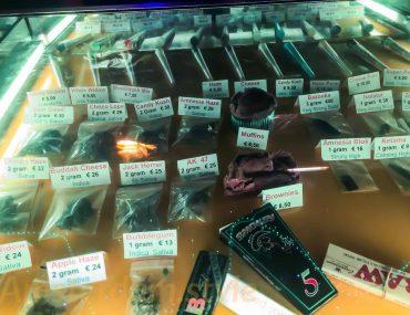 Choose cannabis Amsterdam