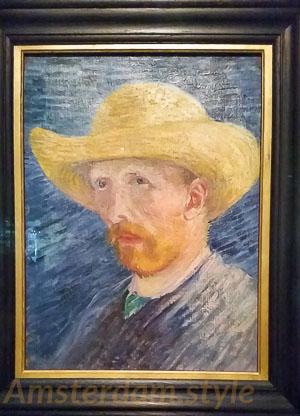 Peinture de Van Gogh