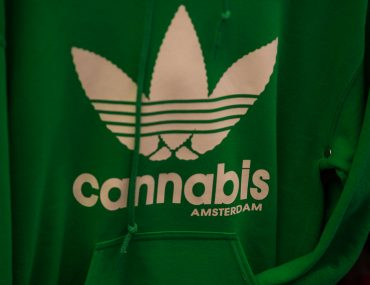 Amsterdam cannabis Adidas