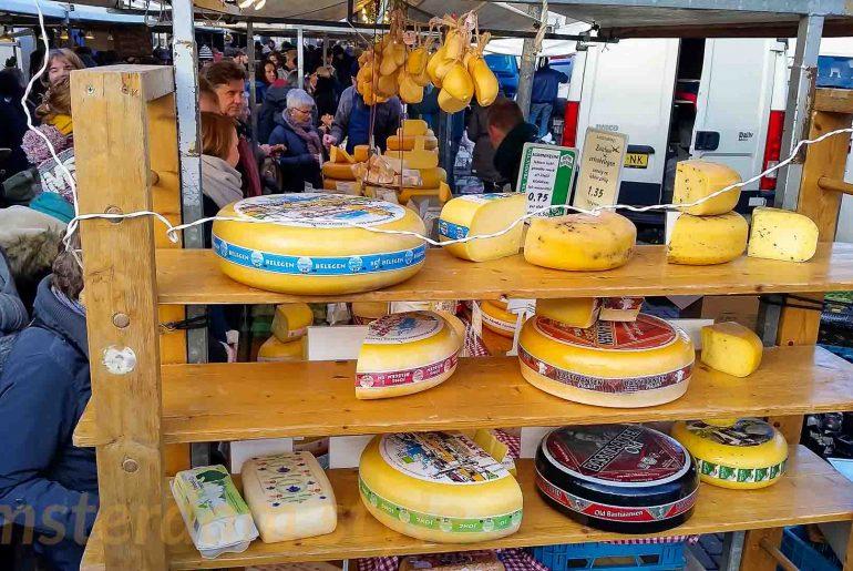Marché bio Boerenmarkt
