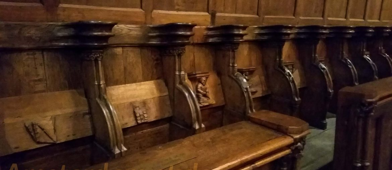 The Mercies of Oude Kerk