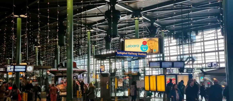 Aéroport Schiphol