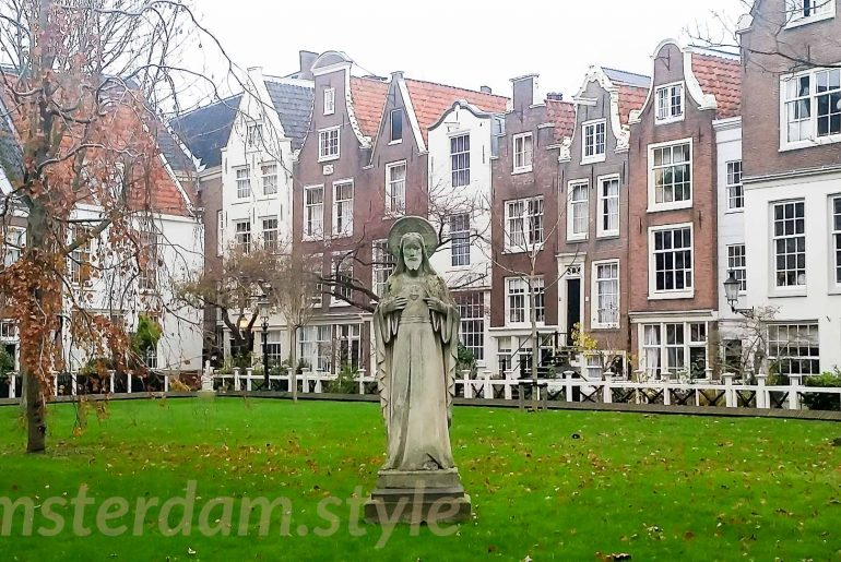 beguinage d'Amsterdam
