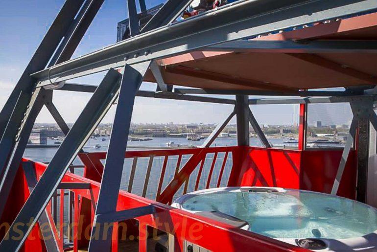 Bien-aimé Hotel insolite Amsterdam - Amsterdam : le blog d'Oriane et Angel JT51