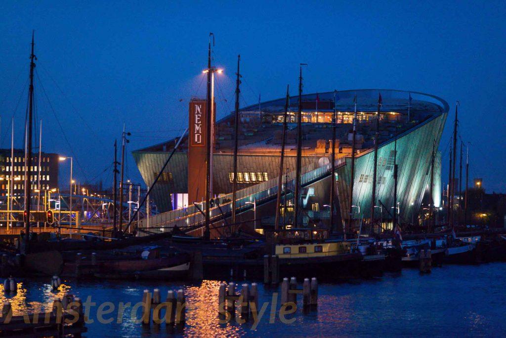 Musée Nemo Amsterdam