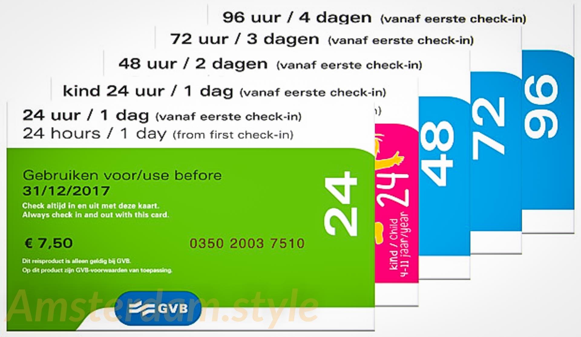 carte tram amsterdam