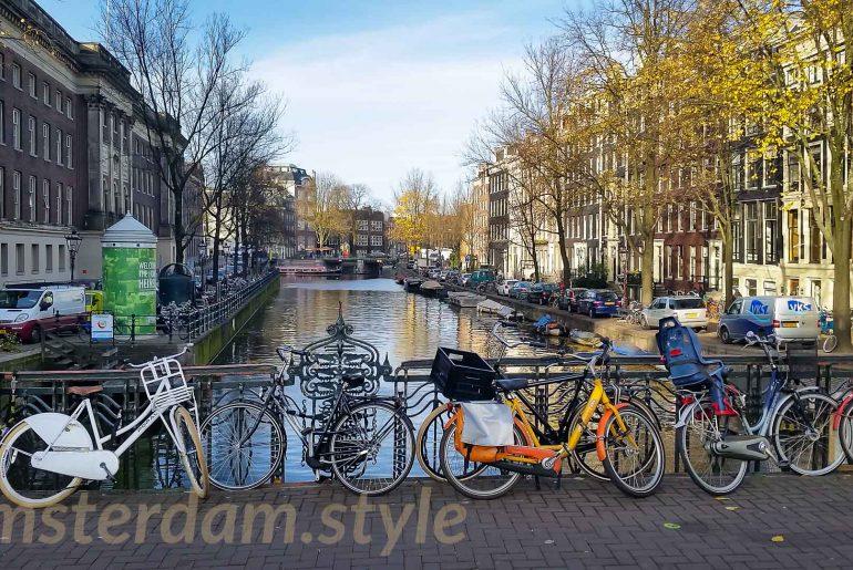 Amsterdam vélo