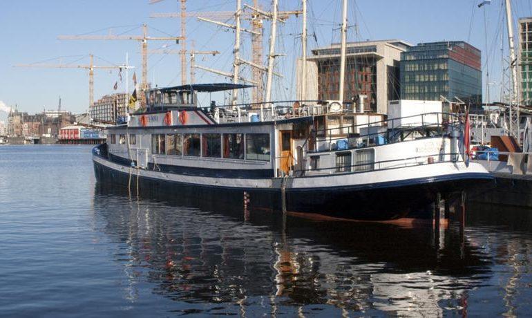 Vita Nova péniches d'Amsterdam