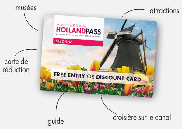 Holland pass achat