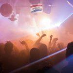 Amsterdam night club